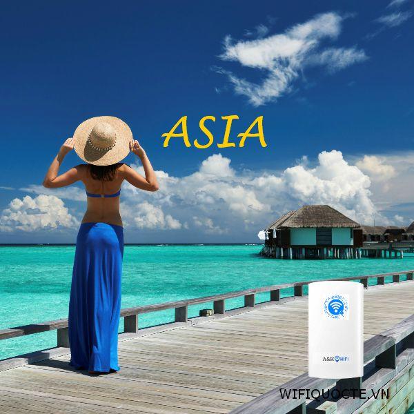 Châu Á (15 Nước)