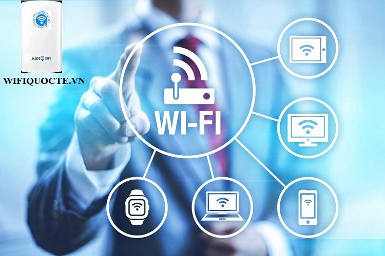 .Thuê Wifi du lịch nhận tại sân bay TP.HCM - AhWifi