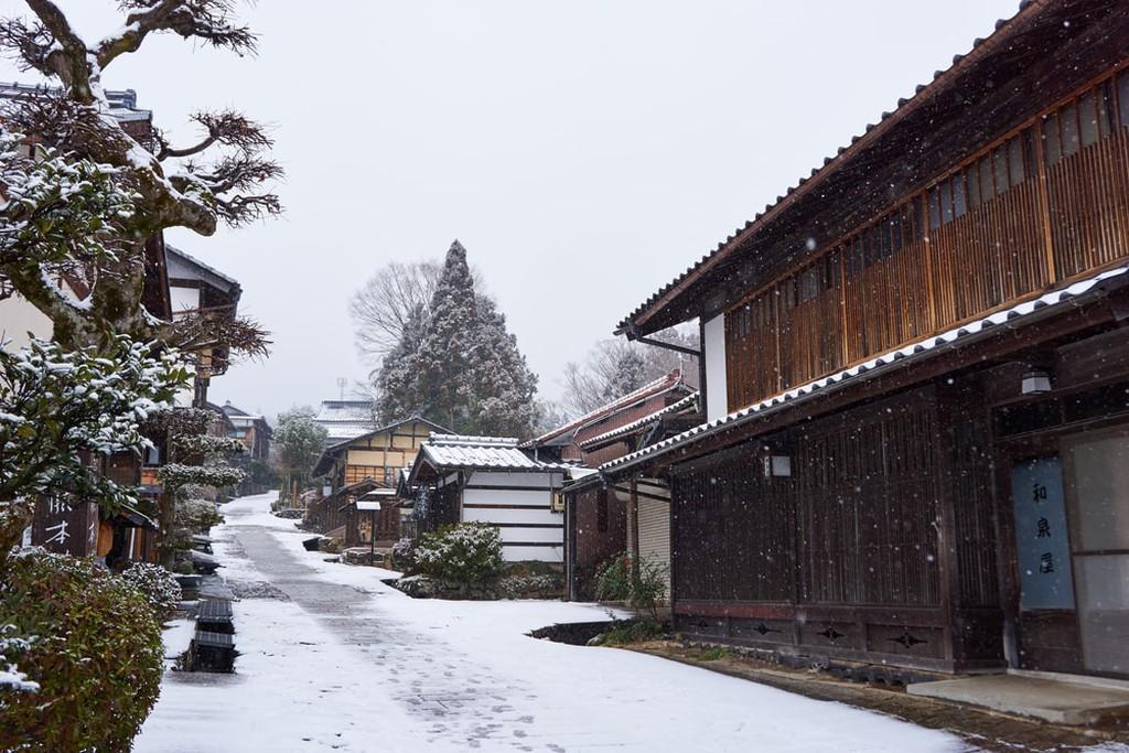 Top 6 thị trấn đẹp nhất Nhật Bản năm 2019