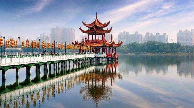 Khám phá Hồ Nhật Nguyệt vẻ đẹp tiên cảnh như tranh tại Đài Loan