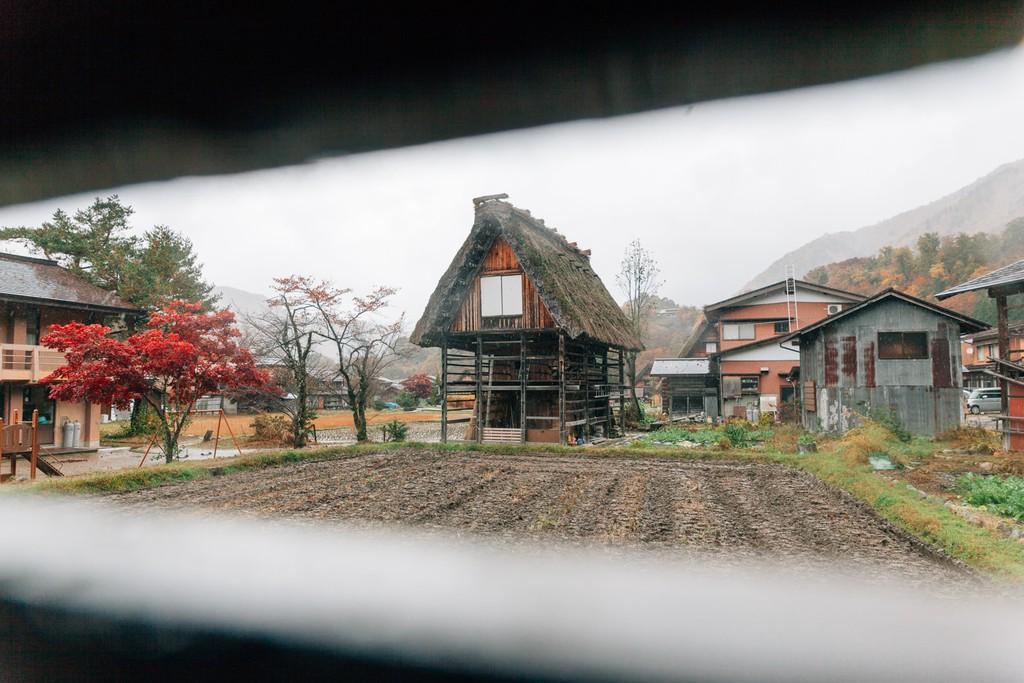 Văn hóa Nhật Bản: Gasshou Zukuri của thời đại Edo