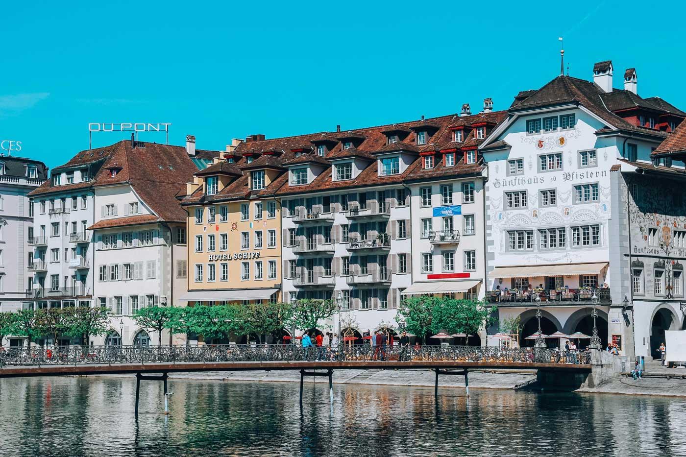 Switzerland là nước nào? top 10 điểm nên ghé qua nếu tới Switzerland