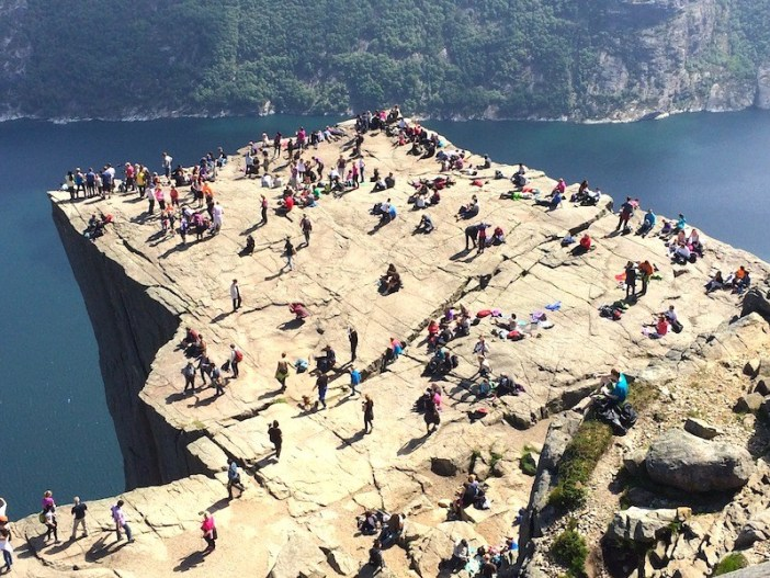 Preikestolen - Rock of the Pulpit